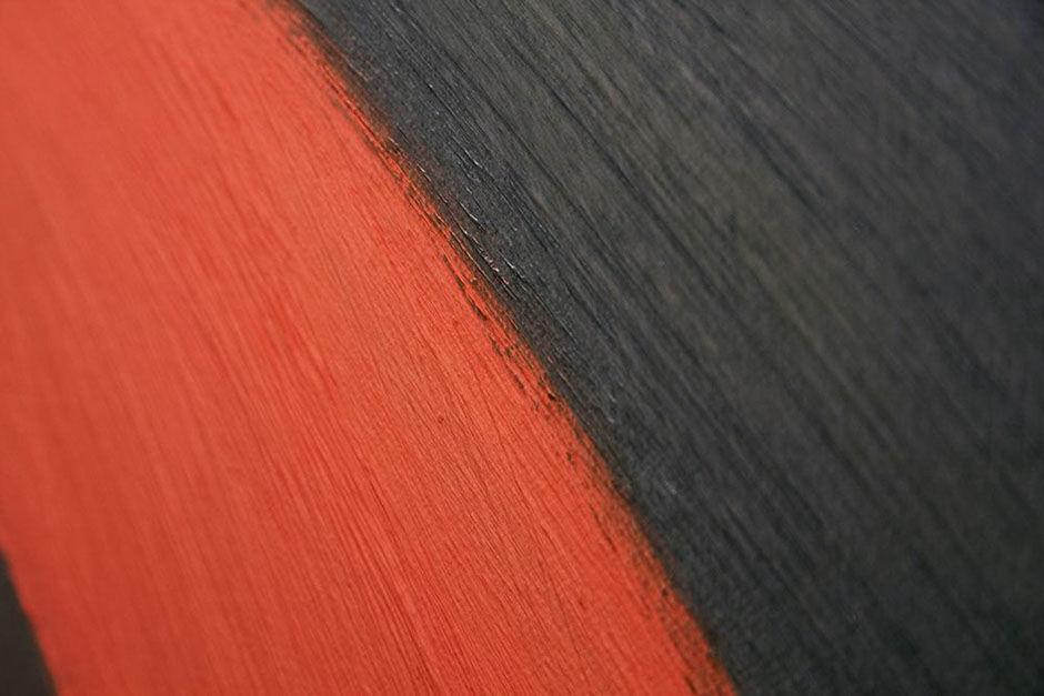 """Moderní abstraktní obraz """"Cesta"""" detail"""