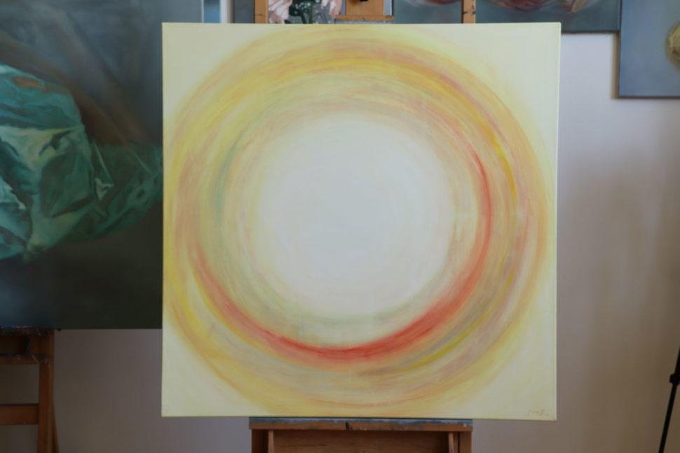 """Moderní abstraktní obraz """"Soulad"""""""