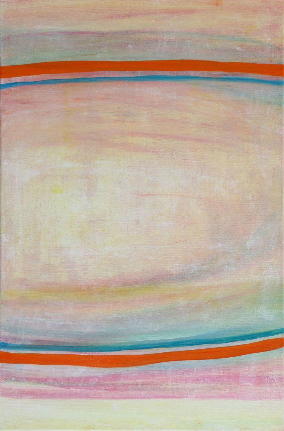 """Moderní abstraktní obraz """"Trojice"""" - detail3"""