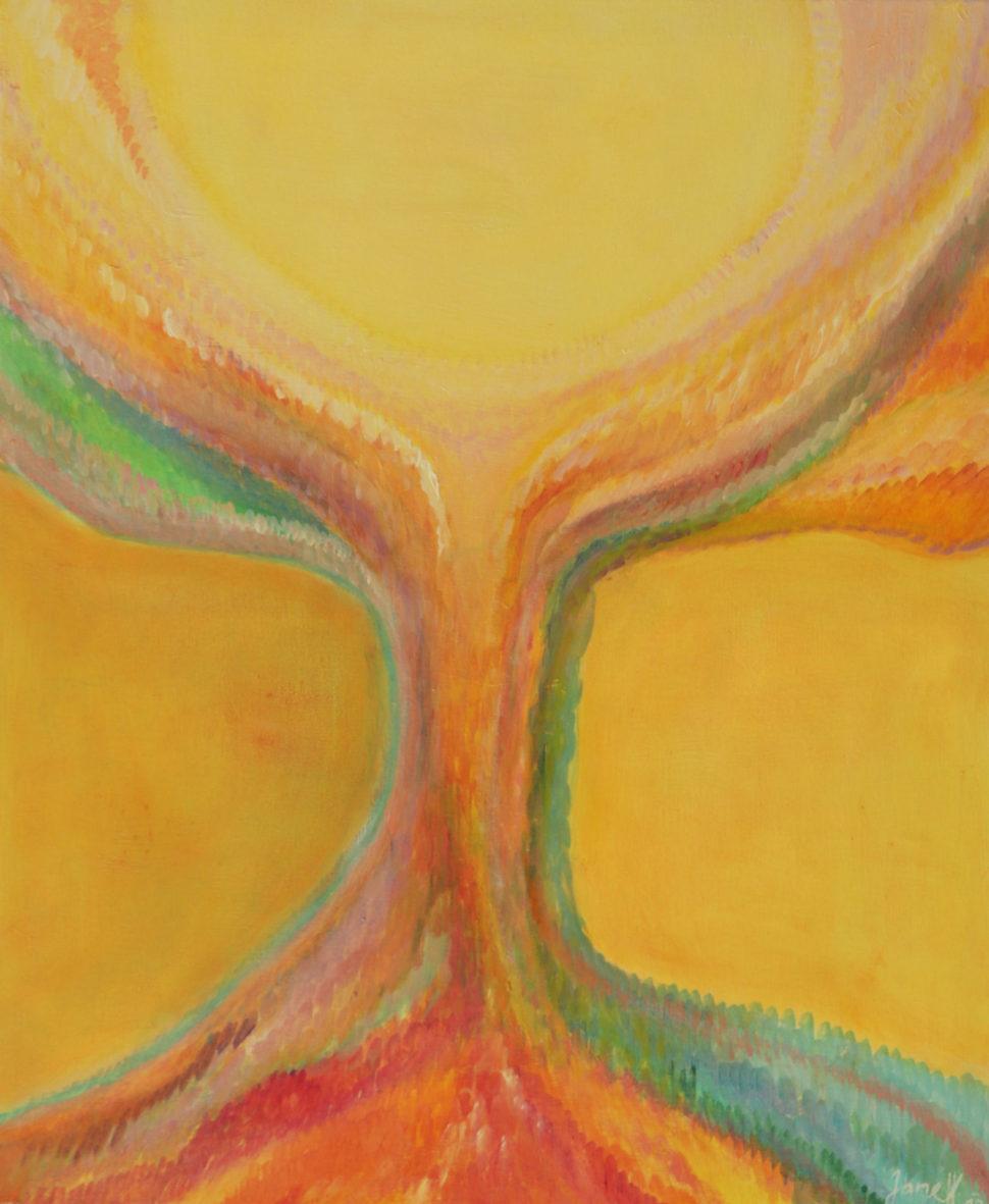 """Léčivý obraz Jane H. - """"Síla života"""" zcyklu Život naZemi"""